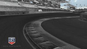 Pointcloud of Yas Marina Formula 1 track