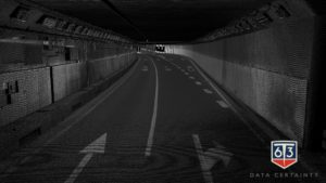 Pointcloud of Tunnel