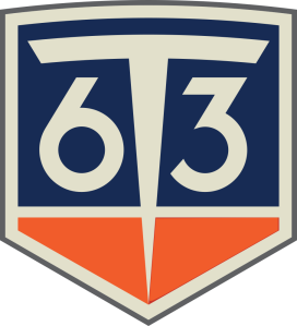 6T3 logo